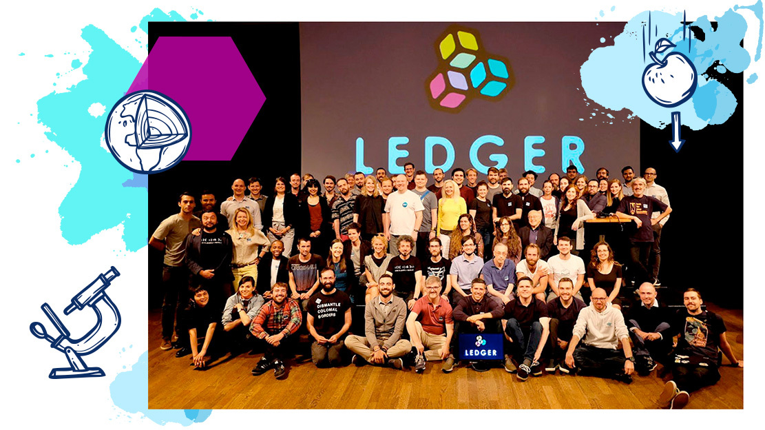 Decentralized Science team at Ledger